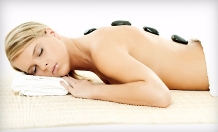 60-Minute Deep Tissue, Hot Stone, or Sports Massage (a $75 value) - Fitness 1st in Blaine