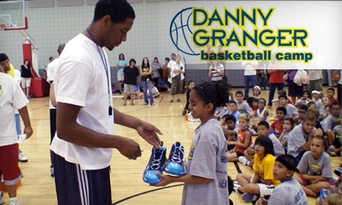 ProCamps Worldwide - Northeast Commercial Park: $85 for a Three-Day Basketball Camp with NBA All-Star Danny Granger, July 30–August 1, 2010, from ProCamps Worldwide ($205 Value)