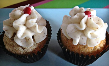 1 Dozen Mini Cupcakes (a $15 value) - Whipped Cupcakes in Chattanooga