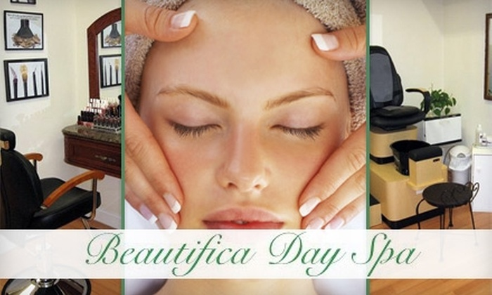 Beautifica Day Spa - Auburndale: $50 for $125 Worth of Salon Services at Beautifica Day Spa