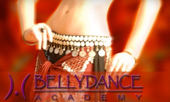 The Bellydance Academy - Kenmore: $24 for Five Introductory Belly Dancing Classes at The Bellydance Academy (Up to a $63 Value)