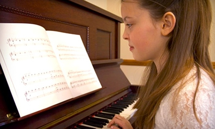 Thompson Tutoring - Kalamazoo: $38 for Four In-Home Tutoring Sessions or Music Lessons from Thompson Tutoring ($76 Value)