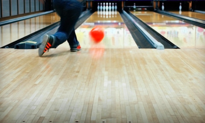 First State Lanes - First State Lanes: Bowling Outing with Shoe Rental for Up to Four at First State Lanes (Up to 68% Off). Two Options Available.
