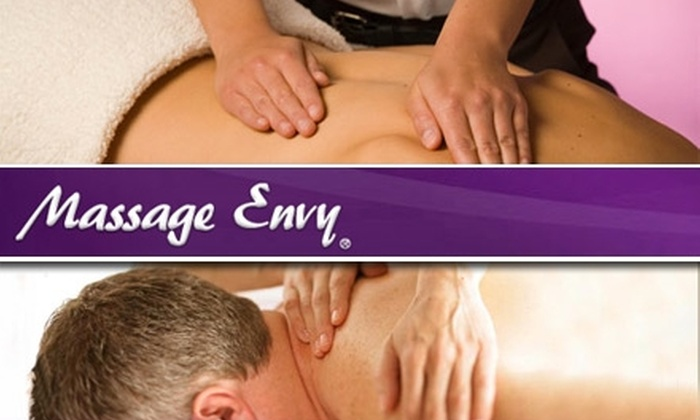 Massage Envy - Multiple Locations: $49 for a 90-Minute Massage Session at Massage Envy (Up to $114 Value)