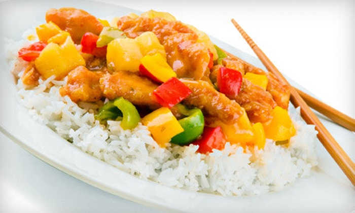 Asian Buffet - Arlington: $10 for $20 Worth of Asian Fare at Asian Buffet in Arlington