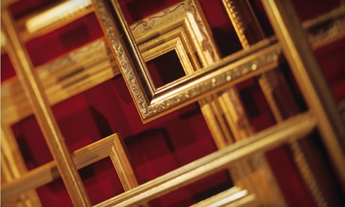 Havens Framemakers & Gallery - University Hill: $45 for $100 Worth of Custom Framing at Havens Framemakers & Gallery