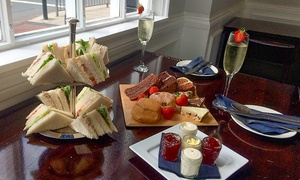 The Wrens - Non-Accommodation: Sparkling Afternoon Tea For Two or Four from £16.95 at The Wrens Hotel (Up to 50% Off)