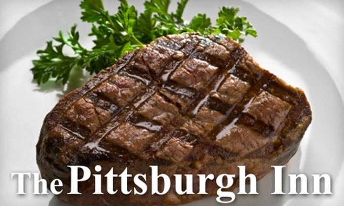 Pittsburgh Inn - Erie: $7 for $15 Worth of American Comfort Fare at Pittsburgh Inn