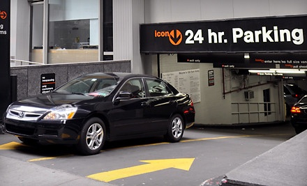Icon Parking: One All-Day Parking Pass  - Icon Parking Systems in