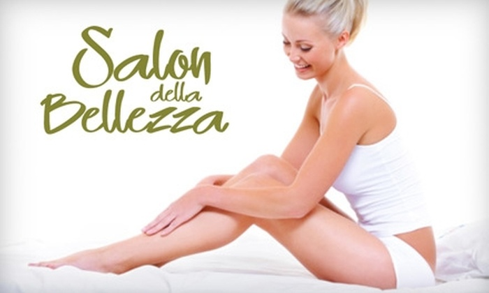Salon della Bellezza - Hoover: $40 for $80 Toward Waxing and Lash Tinting Services at Salon della Bellezza
