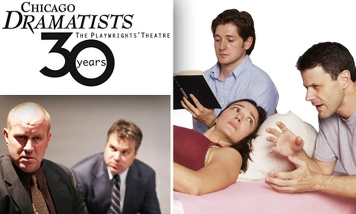Chicago Dramatists - Goose Island: Pair of Tickets to a World Premiere Show at Chicago Dramatists