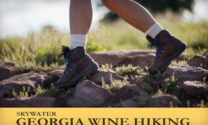 Georgia Wine Hiking - Norcross: 60% Off a Hiking and Wine-Tasting Excursion from Georgia Wine Hiking (Up to $170 Value). Choose from Three Options.