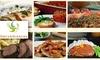 Dream Dinners  - Austin: $50 for Pre-assembled Meal Sampler from Dream Dinners