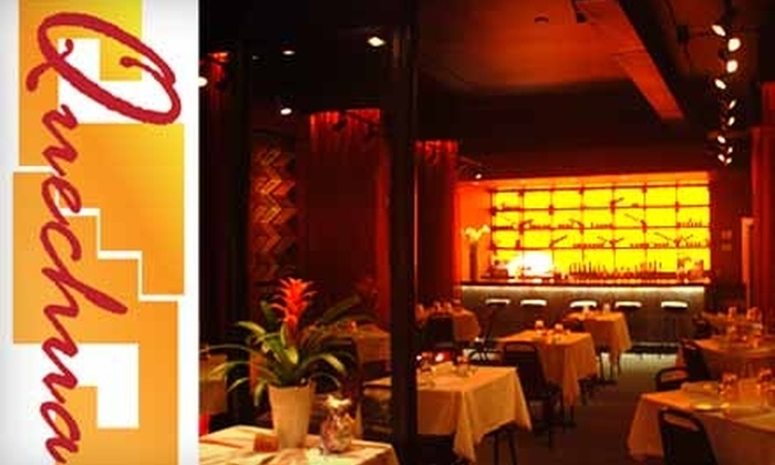 Quechua - Norwalk: $20 for $40 Worth of Peruvian Eats and Drinks at Quechua