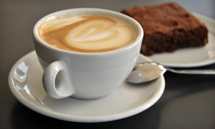 Espresso Lane - Downtown Newnan: $5 for $10 Worth of Coffee and Deli Fare at Espresso Lane in Newnan