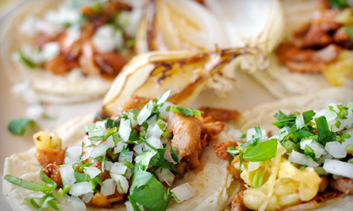 Las Velas - Downtown: $15 for $30 Worth of Authentic Mexican Dinner Fare at Las Velas
