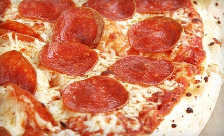 $20 Groupon to Buffalo Brothers Pizza & Wing Company - Buffalo Brothers Pizza & Wing Company in Raleigh