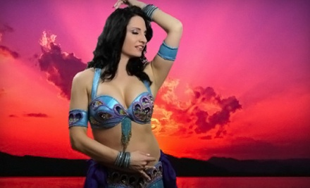 4 Belly-Dancing Classes (a $48 value) - Belly Dancing with Leyla Soleil in Columbus