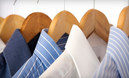 $40 Groupon for Dry-Cleaning Services - Imperial Cleaners in Fox Chapel