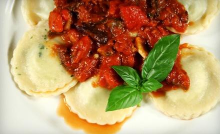 $40 Groupon to Roman Anthony's Italian Restaurant - Roman Anthony's Italian Restaurant in White Bear Lake