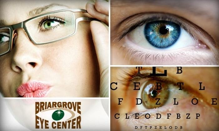 Briargrove Eye Center - Woodlake/ Briar Meadow: $50 for $200 Worth of Merchandise at Briargrove Eye Center