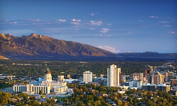 Visit Salt Lake - Multiple Locations: Three-Day Visit Salt Lake Connect Pass from Visit Salt Lake. Three Options Available.