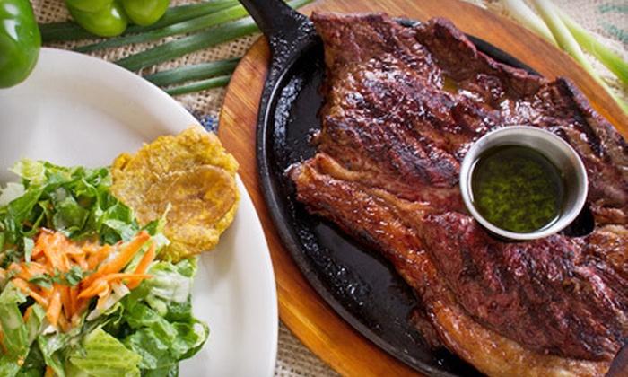 Presto Latin Cantina - Marietta: Authentic Latin American Dinner for Two or Four at Presto Latin Cantina in Marietta (Up to 63% Off)