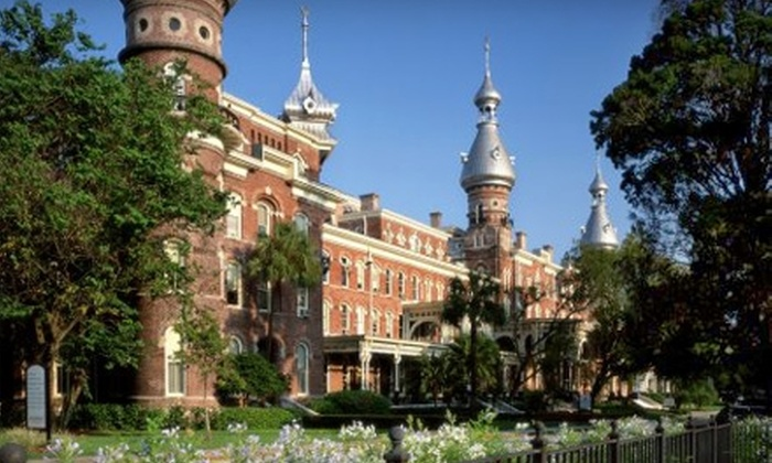 null - Northwest Tampa: $10 for Two Admissions to the Henry B. Plant Museum (Up to $20 Value) in Tampa