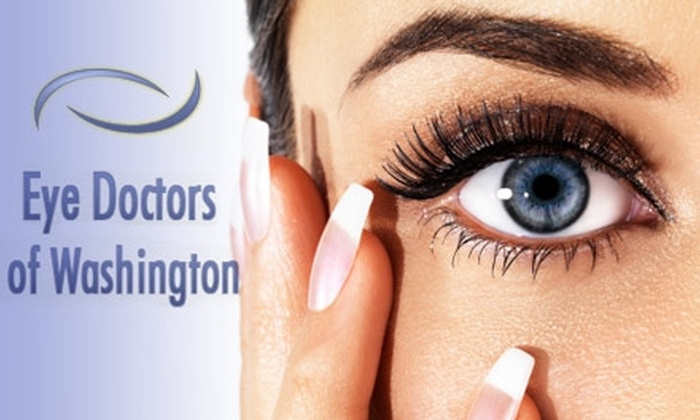 Eye Doctors of Washington - Multiple Locations: $95 for a Consultation and Two-Month Supply of Latisse Eyelash Treatment from Eye Doctors of Washington ($240 Value)
