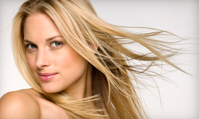 Style Salon - Central Indianapolis: Brazilian Blowout at Style Salon