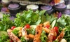 Carrot Tree Kitchens - Multiple Locations: $7 for $15 Worth of Classic American Cuisine at Carrot Tree Kitchens