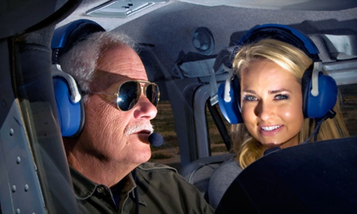 A.T.C. Flight Training Center - Clinton: Two Starter Flights, 10 Hours of Flight Time, or Licensing Package at A.T.C. Flight Training Center (Up to 62% Off)