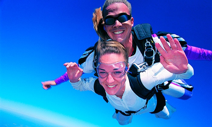 Skydiving Orlando Florida - Daytona Beach: $139 for One Tandem Skydive from Skydiving Orlando Florida ($299.99 Value)