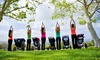 Stroller Strides of DFW Mid-Cities - Multiple Locations: Five Stroller Fitness Classes or One Month of Unlimited Stroller Classes from Stroller Strides (Up to 67% Off)
