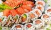 Kaiser Garten - Kaiser Garten: Chinesisches All-you-can-eat-Buffet mit mongolischem Grill für Zwei oder Vier im Kaiser Garten (bis zu 35% sparen*)