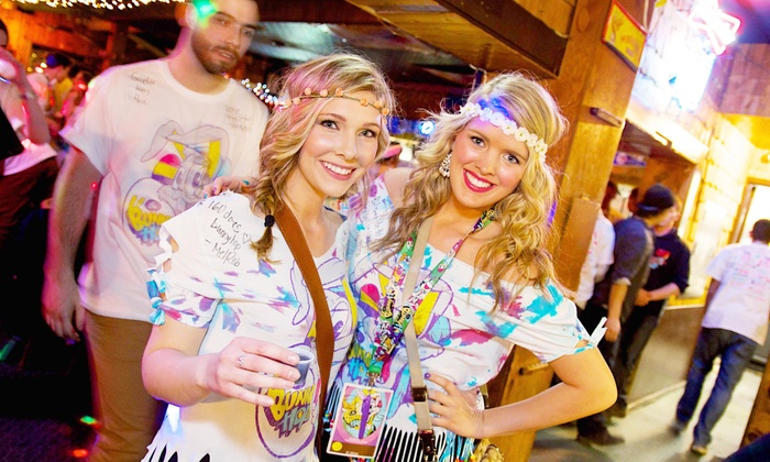 Carolina Nightlife - Whisky River at EpiCentre: VIP Entry for One, Two or Four to Carolina Nightlife's Bunny Hop Bar Crawl on Saturday, March 26 (Up to 52% Off)