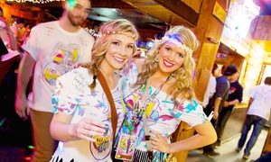 Carolina Nightlife: VIP Entry for One, Two or Four to Carolina Nightlife's Bunny Hop Bar Crawl on Saturday, March 26 (Up to 52% Off)