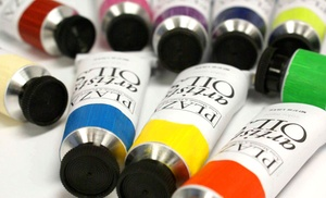 Plaza Artist Materials & Picture Framing: $10 for $20 Worth of Art Supplies at Plaza Artist Materials & Picture Framing