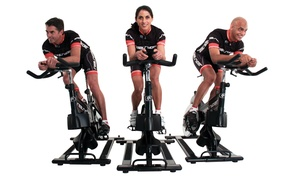 Tilt Cycling: $39 for Two Weeks of Unlimited Indoor Cycling Classes at Tilt Cycling ($140 Value)