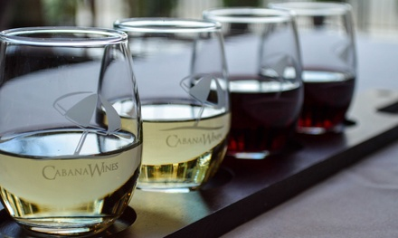 Up to 38% Off Wine Tasting for Two