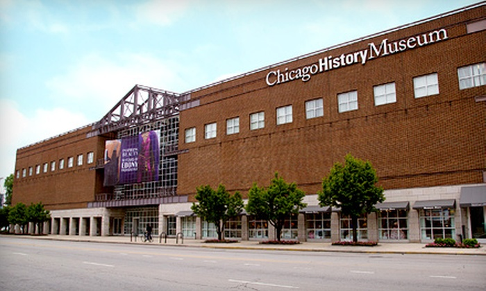 Chicago History Museum - Chicago History Museum - Live: Visit for One, Two, or Four to the Chicago History Museum (Up to 48% Off)