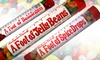 3-Feet of Candy Bundles: 3-Feet of Candy Bundles. Multiple Candies Available.