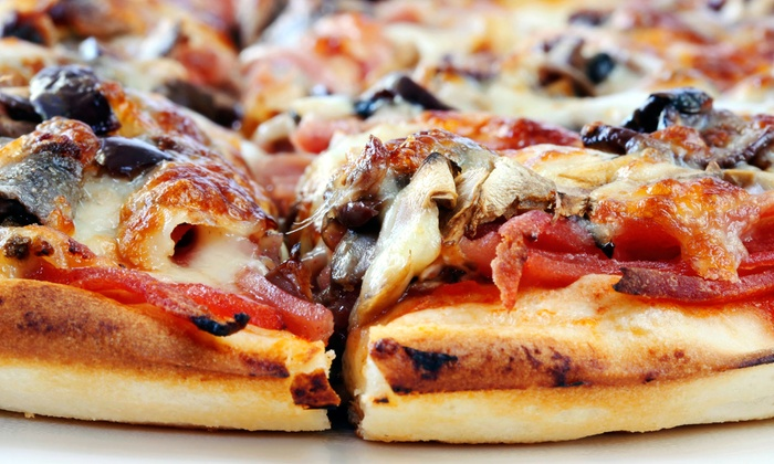 Shield's Pizza - Multiple Locations: $18 for $30 Worth of Pizza and Other Menu Items at Shield's Pizza