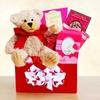 California Delicious Bear Hugs Gift Basket (9-Piece)