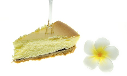 $12 for a Punch Card for $20 Worth of Ice Cream and Up to $5.20 Toward a Medium Cheesecake at Marc's CheeseCake