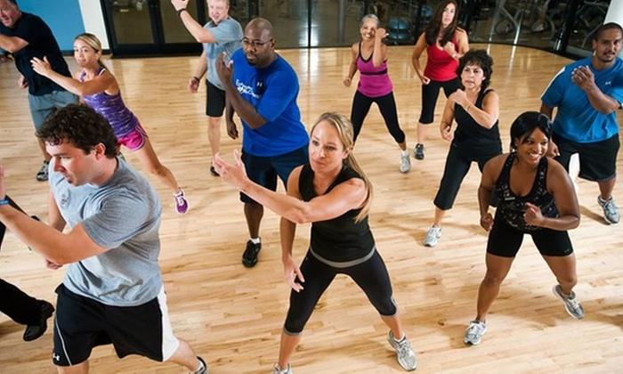 Retro Fitness San Jose - Retro Fitness San Jose: One-, Three-, or Six-Month Gym Membership to Retro Fitness San Jose (50% Off)