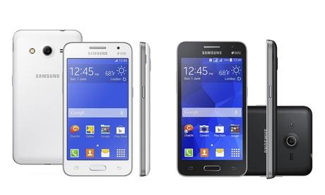 Samsung Galaxy Core 2 Dual SIM. Vari colori disponibili