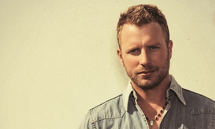 Dierks Bentley with Kip Moore on Friday, September 18, at 7 p.m.