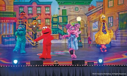 Sesame Street Live Let 39 S Dance In New York Ny Groupon