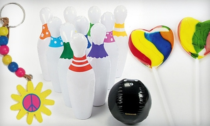 Star Track Inc. - Long Island: $15 for $30 Worth of Party Supplies and Rentals at Star Track Inc. in Farmingdale